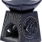 Radiant OM Soapstone Oil Burner - Buddhist