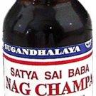 Nag Champa Perfume Oil - 18 ml.
