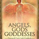 Angels, Gods, & Goddesses Oracle - deck & book - metaphysical