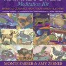 Animal Powers, Totem Teachers Meditation Kit w/ CD and Cards by Monte Farber/ Amy Zerner
