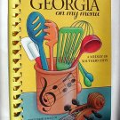Georgia on My Menu Cookbook Junior League of Cobb-Marietta Southern Cooking
