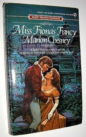 Marion Chesney Miss Fiona's Fancy Regency Romance