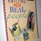 Knitting for Real People Design Fitting Ferne Geller Cone