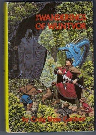 The Wanderings of Wuntvor Omnibus Craig Shaw Gardner BCE