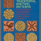 Traditional Knitting Patterns Scandinavia British Isles France Italy James Norbury Softcover