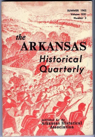 The Arkansas Historical Quarterly Summer 1962 Scott Bond Pea Ridge Law School