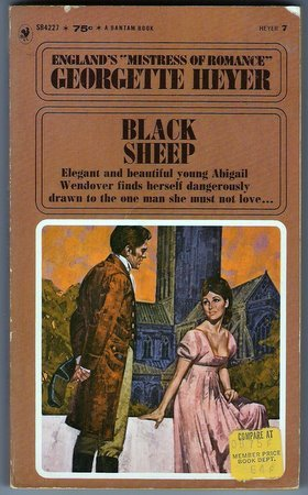 Black Sheep Georgette Heyer FOR DAVA ONLY