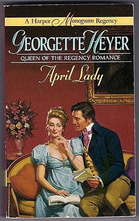 April Lady Georgette Heyer FOR DAVA ONLY