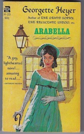 Arabella Georgette Heyer FOR DAVA ONLY