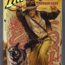 Indiana Jones and the Dinosaur Eggs Max McCoy PB