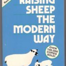 Raising Sheep the Modern Way Paula Simmons Paperback Book