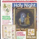 New Stitches Magazine Assisi Knot Garden Egyptian Necklace Cross Stitch Christianity Sampler