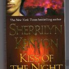 Kiss of the Night Sherrilyn Kenyon Dark Hunter Book 5 Paranormal Romance PB