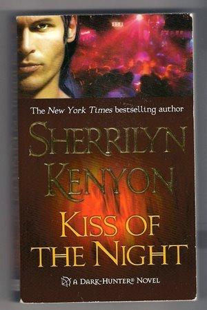 Kiss of the Night Sherrilyn Kenyon Dark Hunter Book 5 Paranormal Romance PB