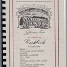 Excelsior House Cookbook Jefferson Texas Orange Blossom Rolls Recipe