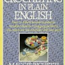 Crocheting in Plain English Maggie Righetti Crochet Patterns Solutions