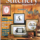 Cross Stitch Magazine The Stitchery P Buckley Moss Chart Dragon Sampler