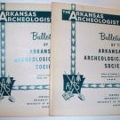 Arkansas Archeologist Archaeologist Vol 10 Complete Year 1969 Shipps Ferry Site Prehistory