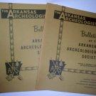 Arkansas Archeologist Archaeologist Vol 13 Complete Year 1972 Ferguson Cryer Field Site