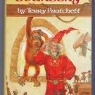 Sourcery Terry Pratchett Discworld Rincewind BCE Hardcover