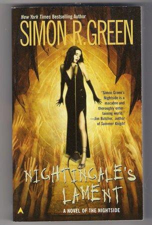 Nightingales's Lament PB Simon R Green Nightside Urban Fantasy Noir