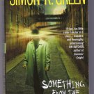 Something from the Nightside PB Simon R Green Nightside Urban Fantasy Noir