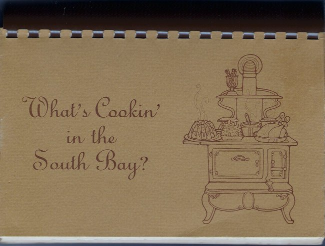 Bay General Community Hospital Cookbook What's Cookin' in the South Bay Chula Vista CA