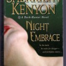 Night Embrace Sherrilyn Kenyon Dark Hunter 3 Paranormal Romance PB