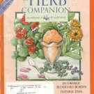 The Herb Companion Sept 2004 Natural Rosemary Dye Herbal Soapmaking Flower Sorbets