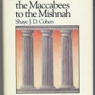 From the Maccabees to the Mishnah HC Judaic Christian New Testament History