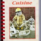 7 Alarm Cuisine Cookbook Grover Township Volunteer Fire Department Lakeview Arkansas