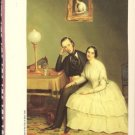 Home Cookery and Ladies Indispensable Companion Reproduction Antique Cookbook Leather bound