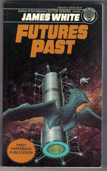 Futures Past James White Del Rey Science Fiction PB