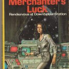 Merchanter's Luck Rendezvous at Downbelow Station C J Cherryh Daw Science Fiction PB First