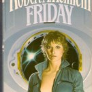 Friday Robert A Heinlein Science Fiction PB