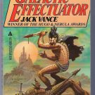 Galactic Effectuator Jack Vance Ace Science Fiction PB
