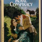 Royal Conspiracy Monette Cummings Pageant Regency Romance PB