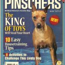 Min Pins Miniature Pinschers Dog Fancy Popular Dogs Series Magazine 2002 History Training