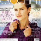 Crochet Magazine September 2006 OOP 31 Designs for Summer Scrapbooking in Crochet