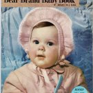1950s Vintage Bear Brand Baby Book Knitting for Babies and Toddlers