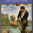 Lady Caraway's Cloak Hayley Ann Solomon Zebra Regency Romance PB