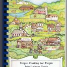 Bethel Lutheran Church Cupertino CA Cookbook People Cooking for People 1988