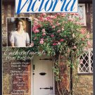 Victoria Magazine April 1990 English Cottages Jane Austen Lavender Tea