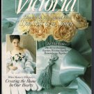 Victoria Magazine April 1993 Beecher Sisters Caprilands Herb Farm Beauty Fashion