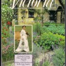 Victoria Magazine March 1993 England's Lake Country Tartans Ashby Castle Whitchurch Silk Mill