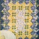 It's a Snap Quilting Pattern Lap Quilt Cotton Pickin' Designs Debbie Foley Valerie Borman