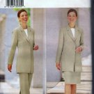 Sewing Pattern Misses Jacket Skirt Pants Size 18 20 22 Butterick 6337 Uncut