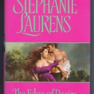 The Edge of Desire Stephanie Laurens BCE Hardcover Bastion Club Regency Romance