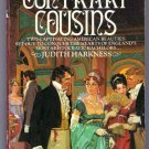 Contrary Cousins Judith Harkness Signet Regency Romance PB