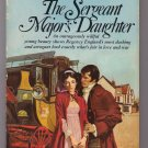 The Sergeant Major's Daughter Sheila Walsh Signet Regency Romance PB